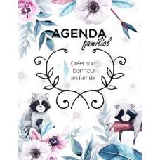 Agenda familial - Créer son bonheur en famille – Marie-Andrée Lavoie