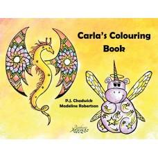Carla's Colouring Book - P.J. Chadwick, ill. Madeline Robertson