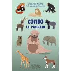 Covido le pangolin (version numérique EPUB) - Linda Binette
