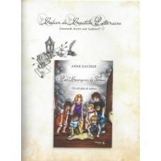 Livret de création littéraire - Anne Gaydier