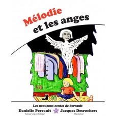 Mélodie et les anges – Danielle Perrault