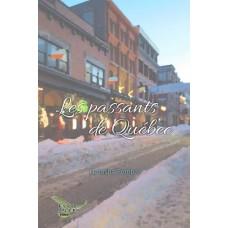 Les passants de Québec - Nathasha Pemba