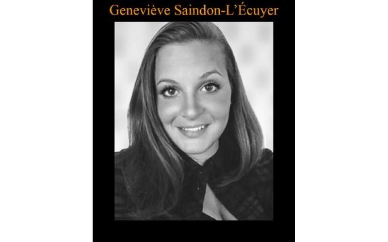 Geneviève Saindon-L'Écuyer