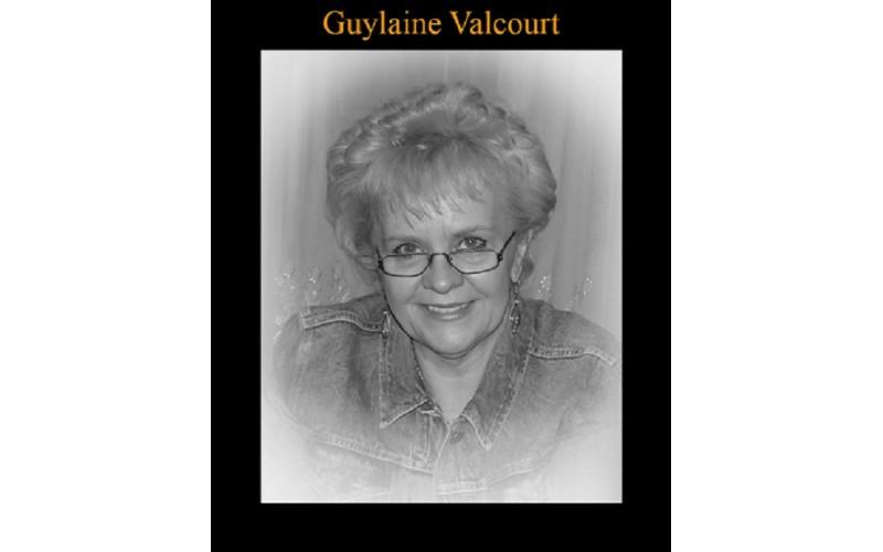 Guylaine Valcourt