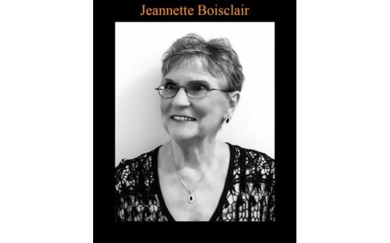 Jeannette Boisclair